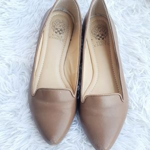 Vince camuto Brown Pointed Flats